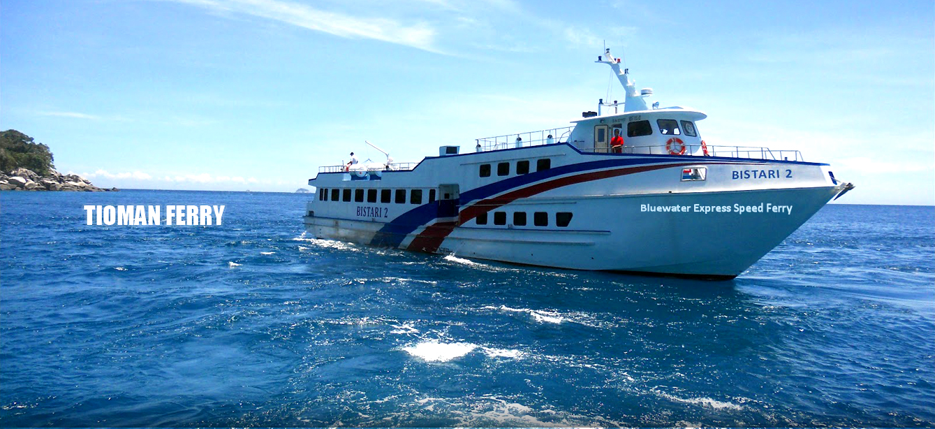 bluewater express speed ferry